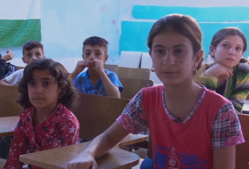Приют для детей-беженцев в ираке дает сиротам шанс на лучшую жизнь
