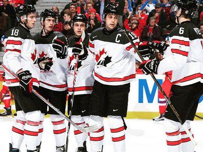 Прогноз хоккейной прессы северной америки. 26 декабря 2016 россия – канада