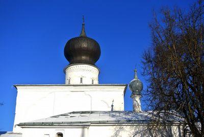 Прощальный кремль?