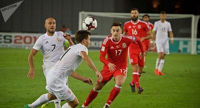 Провал сборной армении к чм2018
