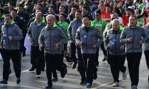 Рашид алимов: «марафон продолжит добрые традиции, заложенные в китайском городе куньмине»