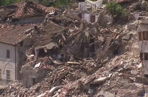 Разрушительное землетрясение в италии: можно ли было предотвратить беду