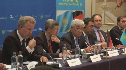Развитие «зеленой экономики» - основа партнерства казахстана и ес