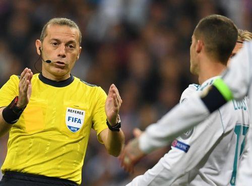 Реал - в третьем финале лиги чемпионов подряд, победив баварию со счетом 4:3