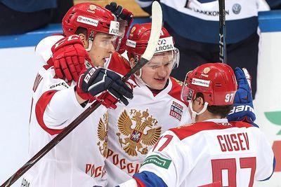 Россия обыграла финляндию со счётом 3:0 на кубке первого канала