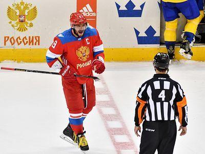 Россия – швеция: судьи не засчитали гол овечкина в концовке матча