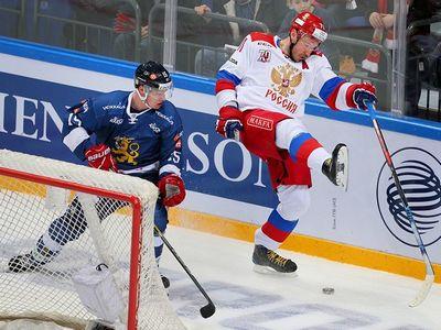 Россия сыграет с финляндией на евротуре