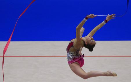 Российские студенты чемпионы мира по массовой гимнастике