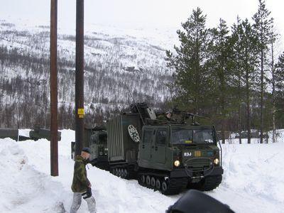 Русская зима не помеха!