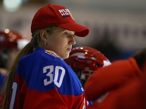 Русские красавицы. фото девушек из сборной россии, на которых свистели чехи