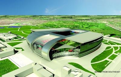 Самый зрелищьный чемпионат, самые преданные болельщики, самые эйфорийные стадионы!!! ( арены английской премьер-лиги, часть 1)