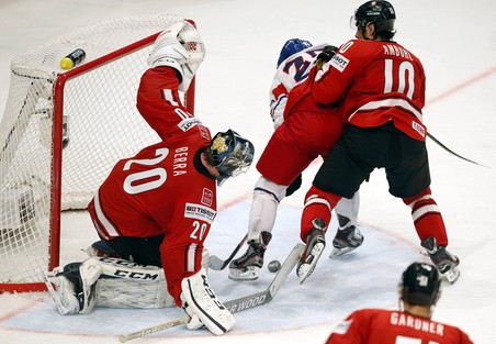Сборная латвии проиграла австрийцам на чемпионате мира по хоккею
