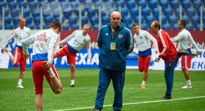 Сборная россии провела тренировку перед матчем с австрией на чм-2018
