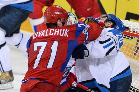 Сборные финляндии и швеции победили аутсайдеров на чемпионате мира по хоккею