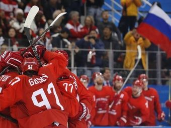 Сделали невозможное! хоккеисты довели страну до инфаркта, но завоевали золото