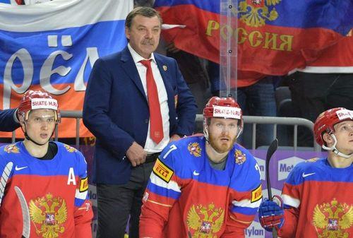 «Сейчас сборная россии показывает микс старого чешского и финского хоккея»