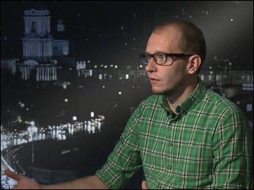 Сергей федотов на «трибуне» кхл тв