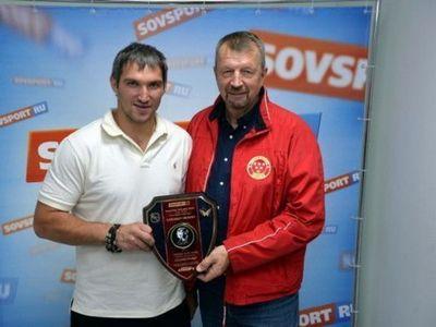 Сергей гимаев: овечкин может то, чего никто не может