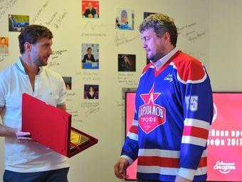 Сергей гимаев: спасибо, что не забываете папу! что дело его живет