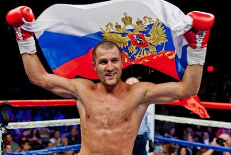 Сергей ковалев побил корнелиуса уайта и вышел на бернарда хопкинса