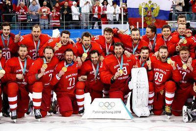 Шансы сборной россии по хоккею на золото олимпиады 2018