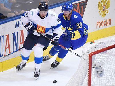 Швеция — финляндия — 2:0. обзор матча кубка мира — 2016 по хоккею