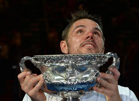 Швейцарец станислас вавринка прокомментировал победу в открытом чемпионате австралии