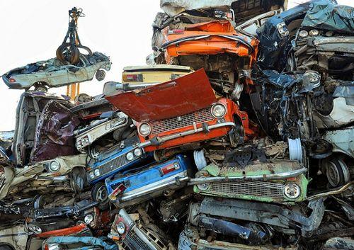 Шымкент лидирует в программе утилизации старых авто