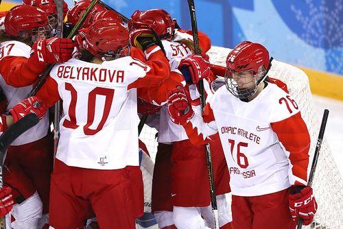 Слова илья ковальчука обидели женскую сборную россии по хоккею