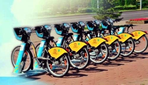 Социально-инновационному проекту astana bike 3 года