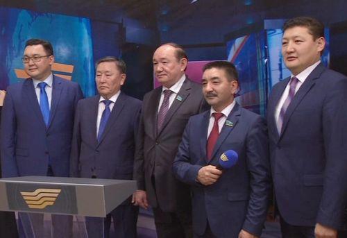 Состоялась презентация нового телесезона каналов агентства «хабар»