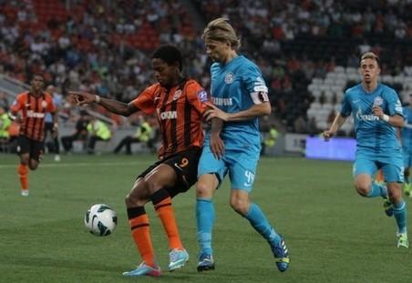 Спартак проиграл киевскому динамо в заключительном матче объединенного турнира