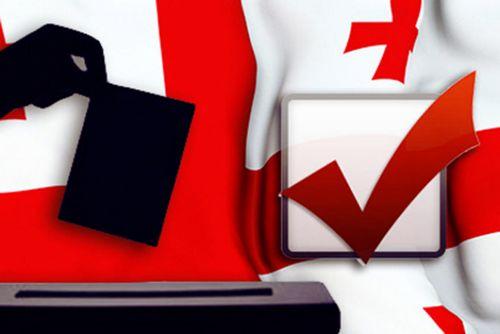 Стали известны первые результаты парламентских выборов в грузии