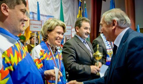 Статус спорт. кунашакский район сохраняет спортивные традиции