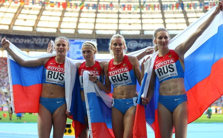 Светлана школина новая чемпионка мира в прыжках в высоту