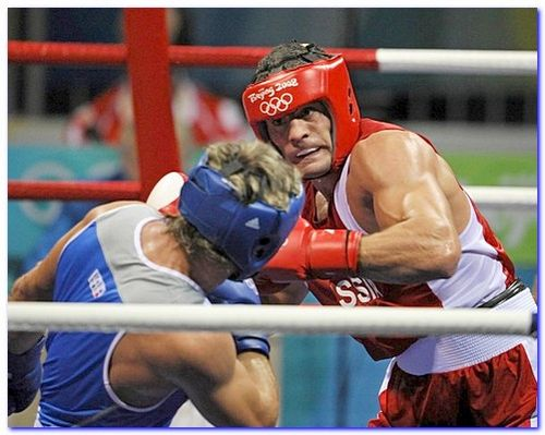 Тактика бокса