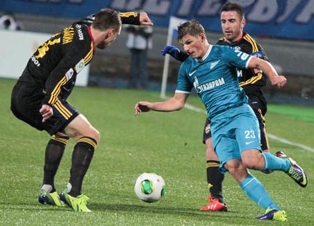 Терек сыграл вничью с уралом и потерял очки в 12-м матче чемпионата россии по футболу из 13