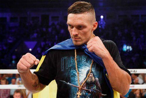 The guardian: александр усик - следующая культовая звезда мирового бокса - «спорт»