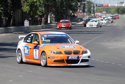 Тнк racing team едет в казань