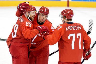 Тони гранато назвал сборную россии командой уровня нхл