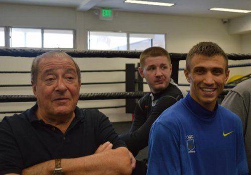 Тренер ригондо: арум переоценивает ломаченко и он начинает верить в свою уникальность - «бокс»