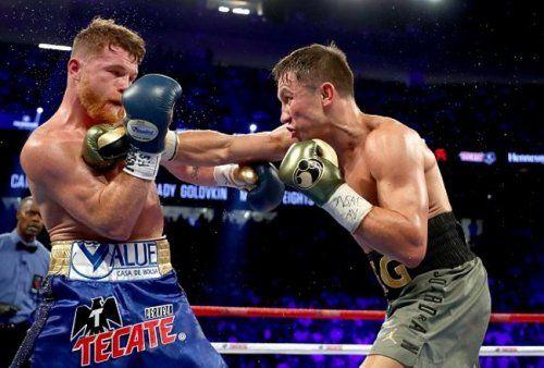 Тренер уорда дал альваресу совет, как победить головкина - «бокс»