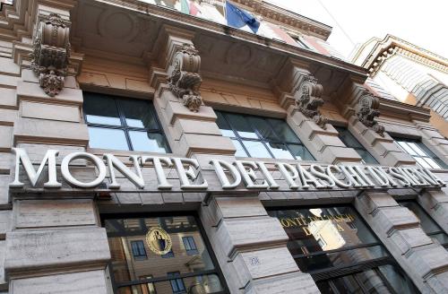 Третий по величине финансовый институт италии в шаге от разорения