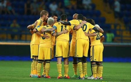 Три матча шестого тура чемпионата украины по футболу