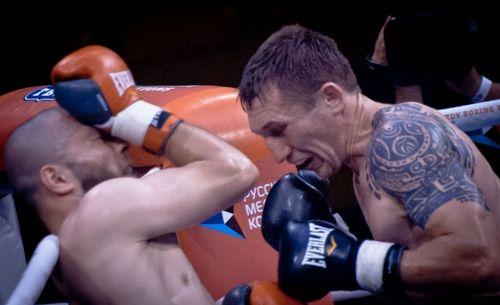 Триумф челябинских боксеров в екатеринбурге