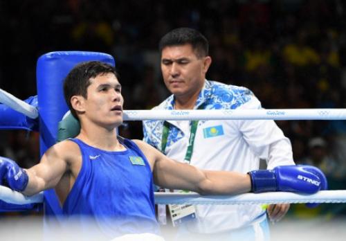 У казахстанских боксеров еще есть шансы завоевать золото на олимпиаде в рио