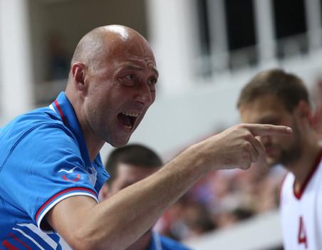 У мужской сборной россии по баскетболу новый наставник