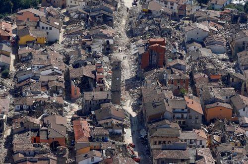 Ущерб от землетрясения в италии оценили в 4 млрд евро