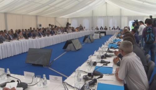 В алматинской области проходит очередное заседание комиссии по земельной реформе