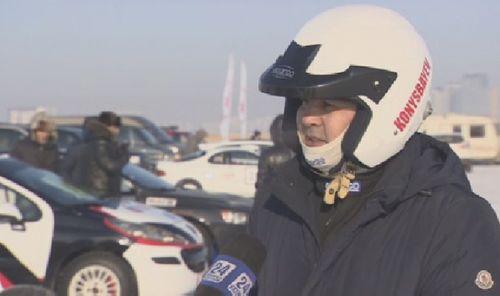 В астане прошел первый этап кубка казахстана по зимнему ралли-спринту
